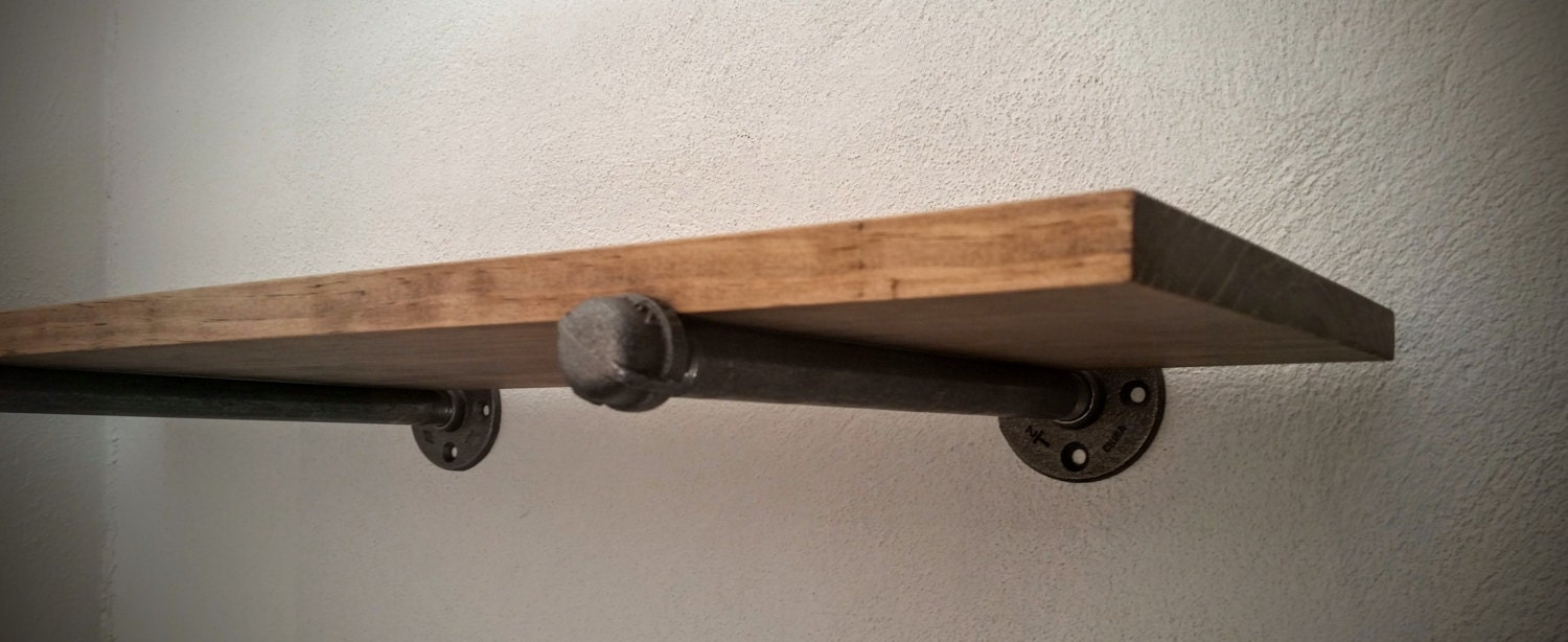 Industrial Shelf Brackets Steampunk Shelf Brackets Pipe