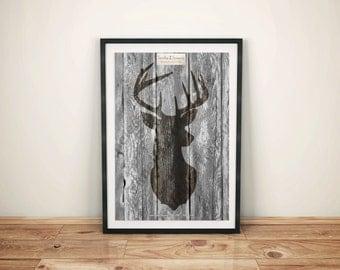 Just For Fun (M) - Deer Head