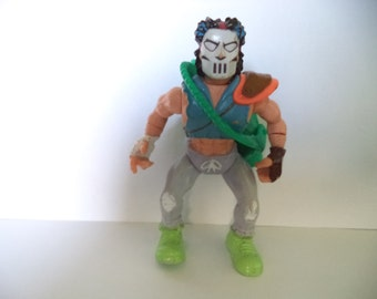 1989 Teenage Mutant Ninja Turtles Action Figure TMNT : Casey Jones