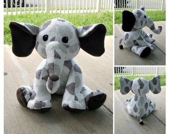 Huggable Elephant