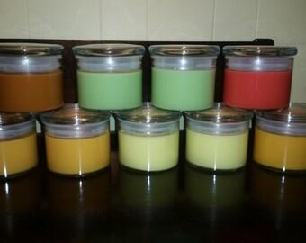 Vanilla Maple Pecan - Small 10 oz - Soy Candles Tumbler w/lid