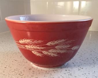 Pyrex Autumn Harvest Bowl 401