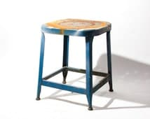 Popular Items For Rustic Stool On Etsy