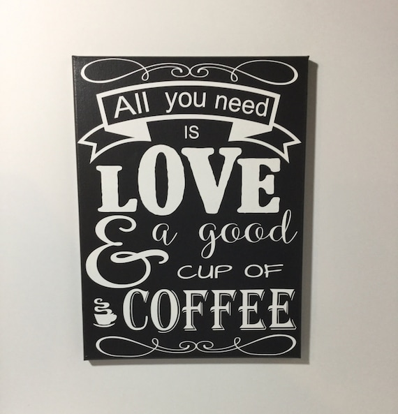 Coffee Sign Kitchen Signs Kitchen Decor Kitchen Wall Signs Gift For Coffee