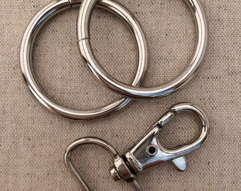 Sheena - Swoon Hardware Kit - Swivel Clip and O-Rings