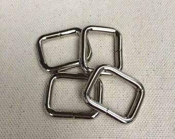 Vivian Handbag/Traveler - Swoon Hardware Kit - Rectangle Rings
