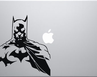 The Batman decal for laptops