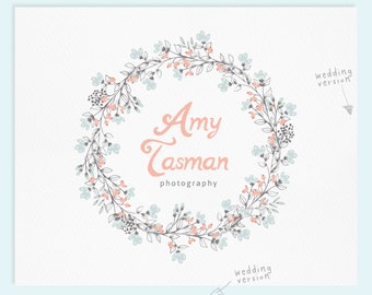 Instant Download Logo Design / Photography Logo / Wedding Logo / Business Logo / Photography Watermark