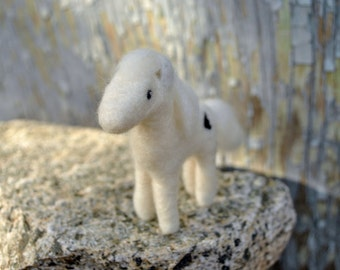 Needle Felted Horse Made to Order