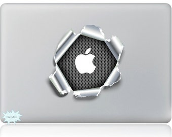 New 3D sticker Macbook decal macbook stickers apple decal mac decal