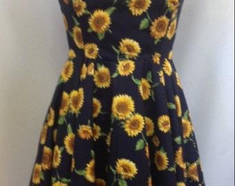 Sunflower Dress Uk size 8