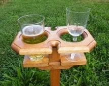 Beer Holder - Wine Holder - Drink Holder, Beer, Wine or Soda/Pop