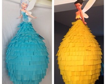 Disney Fairy Piñata - Periwinkle & Iridessa