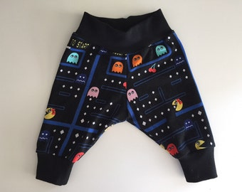 Pac Man baby leggings