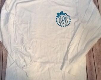 Long sleeve ZTA Shirt!