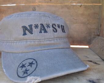 N*A*S*H Military Cadet Hat