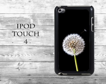 Dandelion flower - iPod Touch 4G case - Blowball dream sweet phone iPod Touch case,  iPod cover