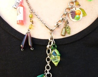 Wine Lover's Necklace