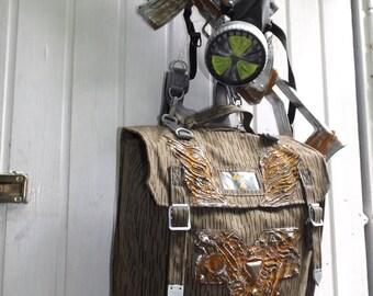 Steel wings Badlands backpack