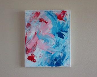Original Acrylic Painting Passion 1