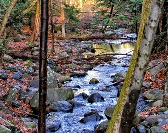 Brooking Mine Falls