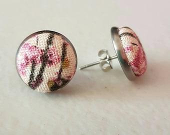 Oriental Blossom Earrings