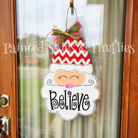 Items Similar To Christmas Door Decorations Holiday Home
