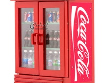 beliebte artikel f r coca cola cooler auf etsy. Black Bedroom Furniture Sets. Home Design Ideas