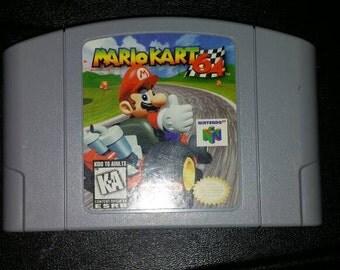 Mario Kart 64 for nintendo 64 n64.