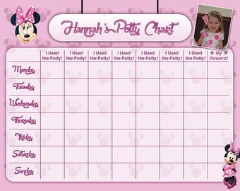 sticker chart for potty training