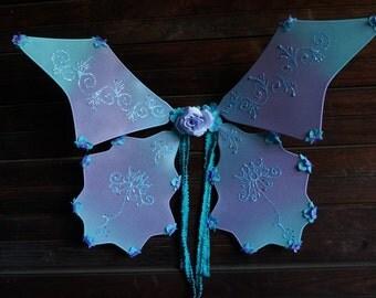 Lotus Fairy Wings