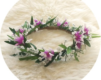 I love.. BAMBINO First Communion Flower Crown