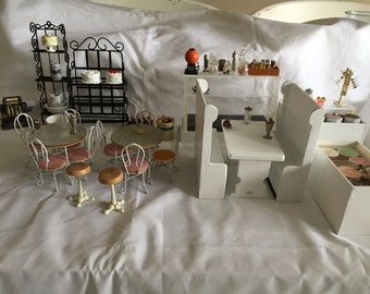 "Miniature ""Sweet Shoppe"" Contents, Lot Only"