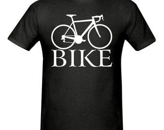 Bike t shirt,sizes small- 2xlarge,tee shirt, cycling t shirt, biking t shirt