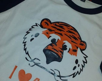 Auburn raglan  tshirt