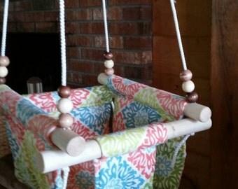 Indoor / Outdoor Baby Swing