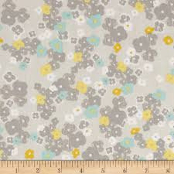 Art Gallery Chromatics Love Notes  CHR1302 Urban (gray) 1/2 yard