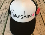 """Verify size before ordering!New """"sunshine"""" design!Great for babys, kids, teens and adults!"""