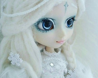 Pullip ooak full custom winter snowy