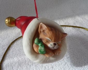 Schmid Gordon Fraser Cat Ornament
