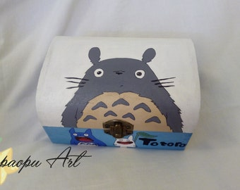 Box Wood Totoo