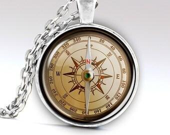 ground breaking, voyages necklace, James Cook pendant, Sir Francis Drake, David Livingstone, Travel Pendant LG681