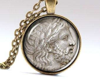 Achilles Pendant, Leonid Necklace, Alexander Jewelry, Alexander The Great, Jewellery, Necklaces, Pendants LG756