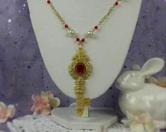 The Royal Key Necklace
