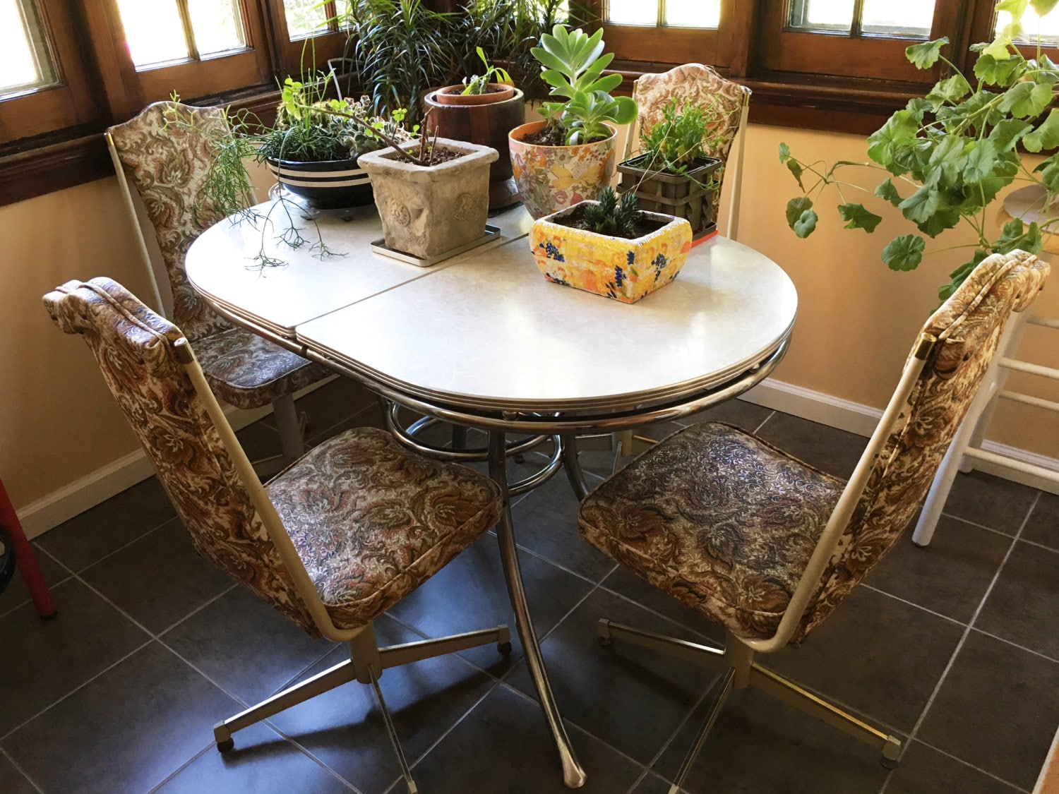 4 kitchen chairs dining chairs retro chairs mid century chair