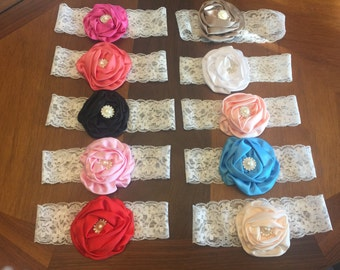 Pearl Baby/Infant Headbands