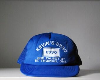 Vintage Esso Hat
