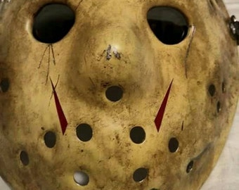 Friday The 13th part 8 Jason Voorhees blanks