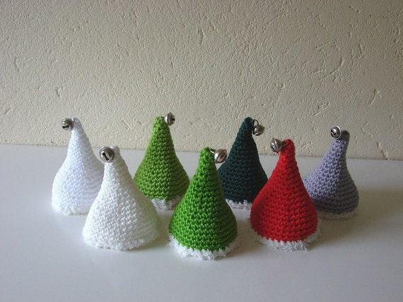 Crochet Pattern Egg Cozy Santas Hat