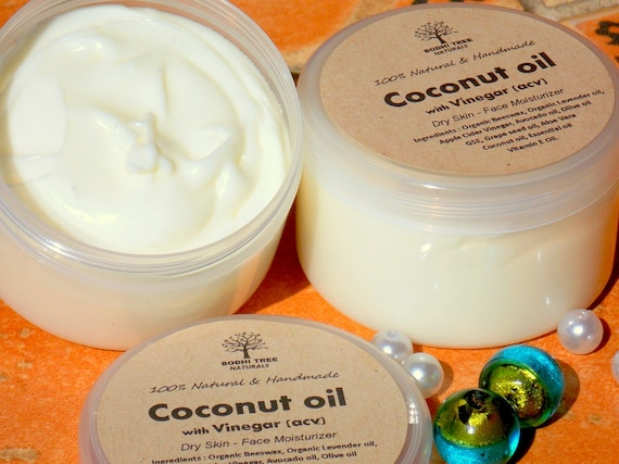 Coconut Oil For Dry Skin